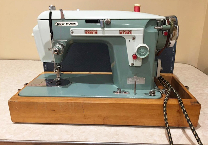 The Sisterhood of the Travelling Sewing Machine