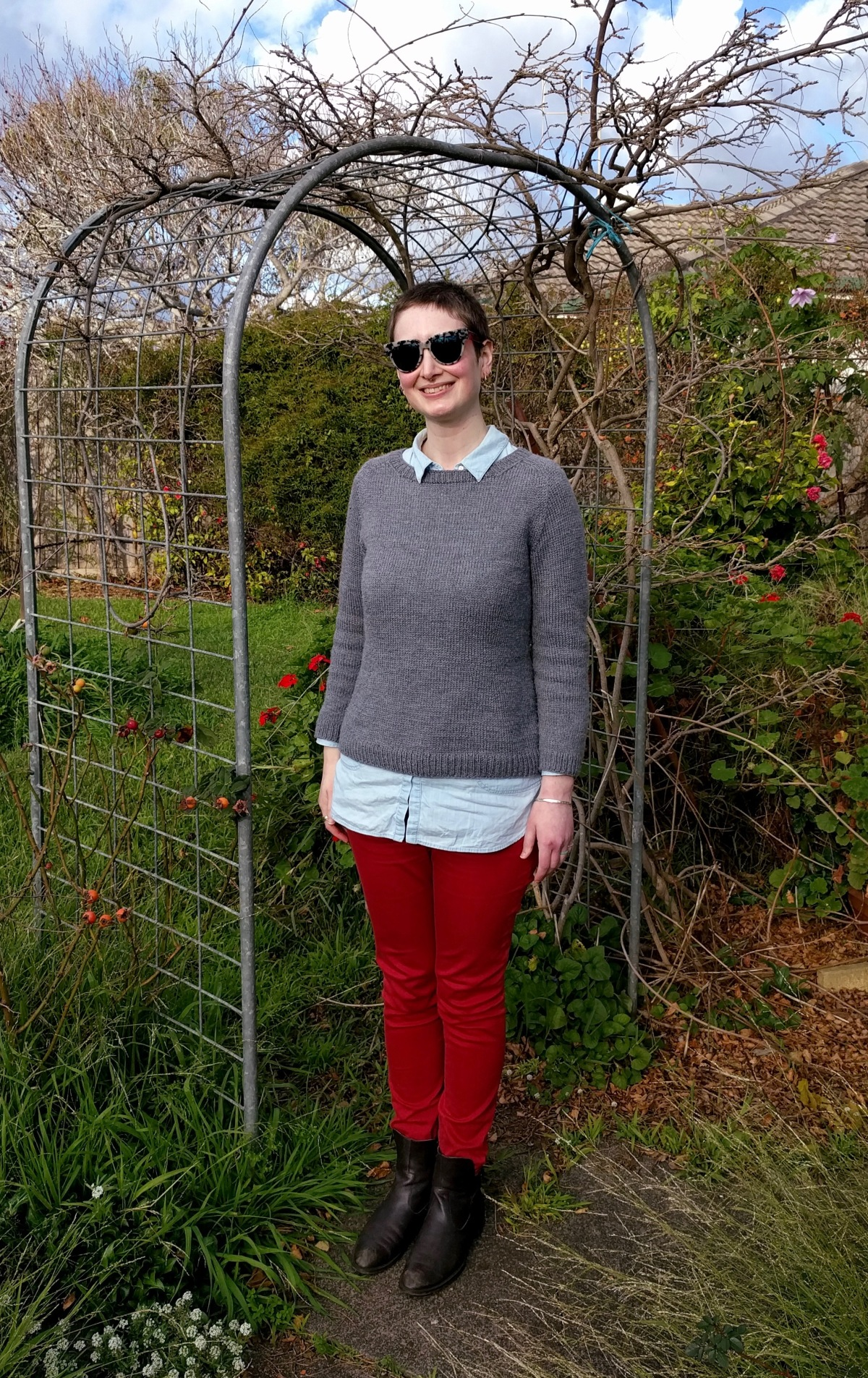 Merino Blank Canvas Jumper