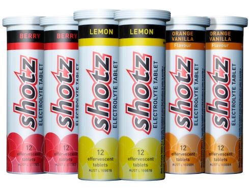 Electrolyte drink mega-review