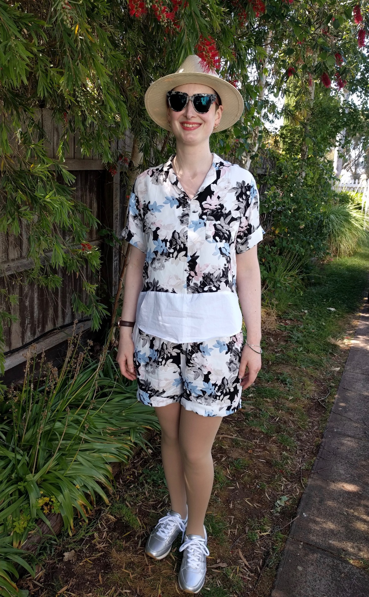 Refashioned jumpsuit