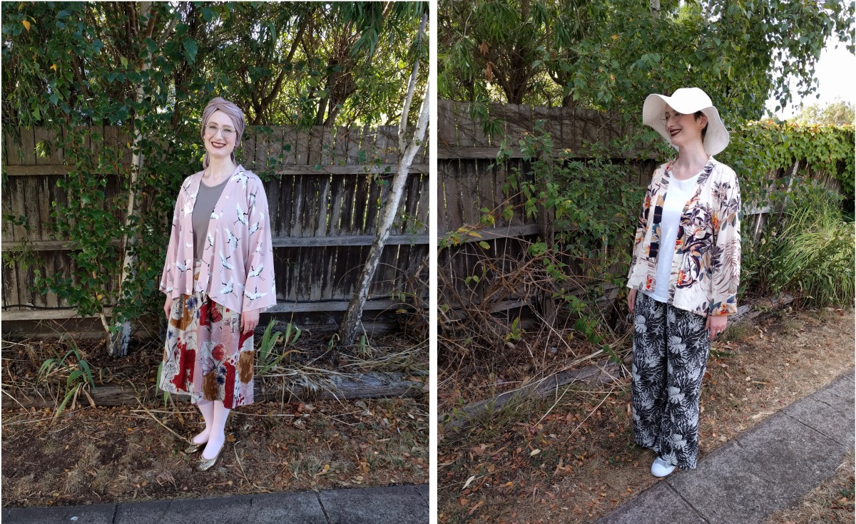 Sew Over It Kimono Jackets